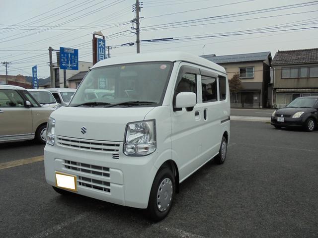 「スズキ」「エブリイ」「コンパクトカー」「鳥取県」の中古車