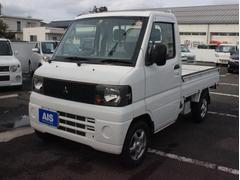 ミニキャブトラック4WD 5速マニュアル エアコン リヤゲートチェーン