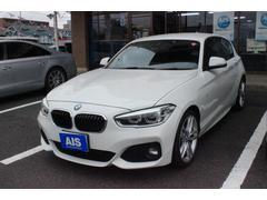 BMW118d Mスポーツ HDDナビ リアビューカメラ&PDC