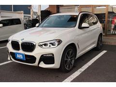 BMW X3xDrive 20d Mスポーツ 純正HDDナビフルセグ