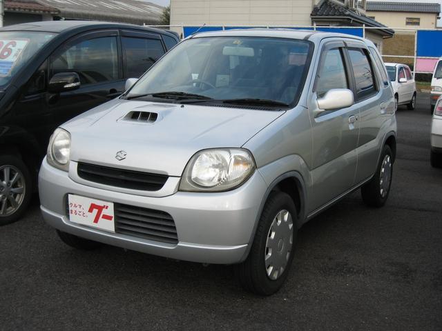 スズキ N-1 キーレス CD フルフラット シートヒータ 軽自動車