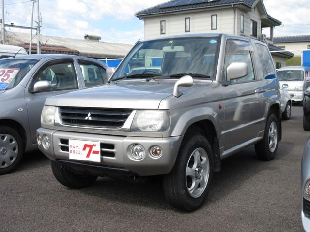 三菱 X 4WD 5MT キーレス CD