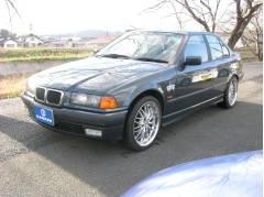 BMW318i アニバーサリー サンルーフ