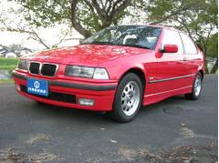 BMW318ti セレクション 革シート 女性ワンオーナー 禁煙