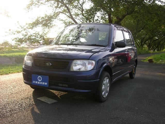 ダイハツ CD オートマ エアバッグ フル装備 軽自動車