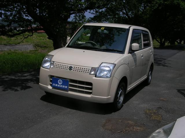 スズキ Gスペシャル 4WD オートマ 禁煙車 軽自動車