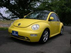 VW ニュービートルターボ