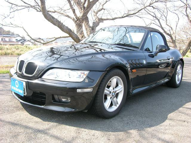 BMW 2.2i特別装備車 エディション2  オープンカー D車 右