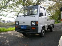 サンバートラック営農 4WD 5速 走行少な目 価値有る一台です