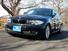 BMW116i プッシュスタート 人気のブラック