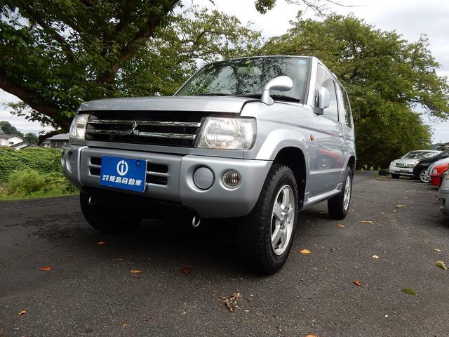 三菱 XR 4WD 5速ミッション CD 走行4.8万Km