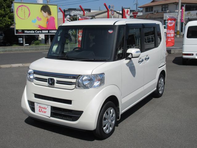「ホンダ」「N-BOX+カスタム」「コンパクトカー」「島根県」の中古車