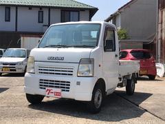 キャリイトラックKCエアコン・パワステ 4WD AC MT 軽トラック
