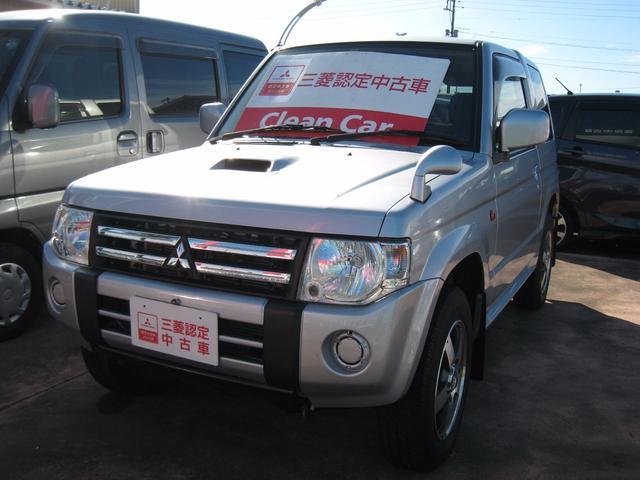 三菱 VR 4WD A/T CD 15インチアルミホイール