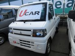 ミニキャブトラックVX−SE 4WD 5MT エアコン パワステ 車検整備付き