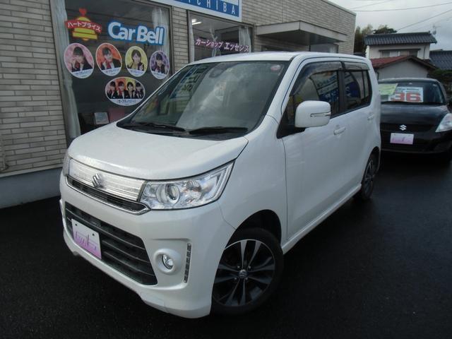 スズキ T エネチャージ 4WD CVTスマートキー シートヒーター