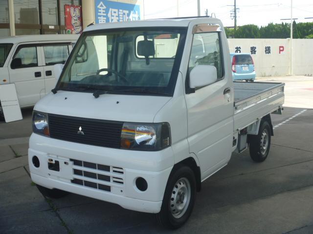 三菱 ミニキャブトラック VXスペシャルエディション 4WD 5M...