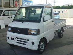 ミニキャブトラックVXスペシャルエディション 4WD 5MT AC パワステ
