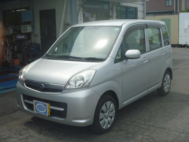 スバル L 車検整備付 キーレス ベンチシート CDステレオ
