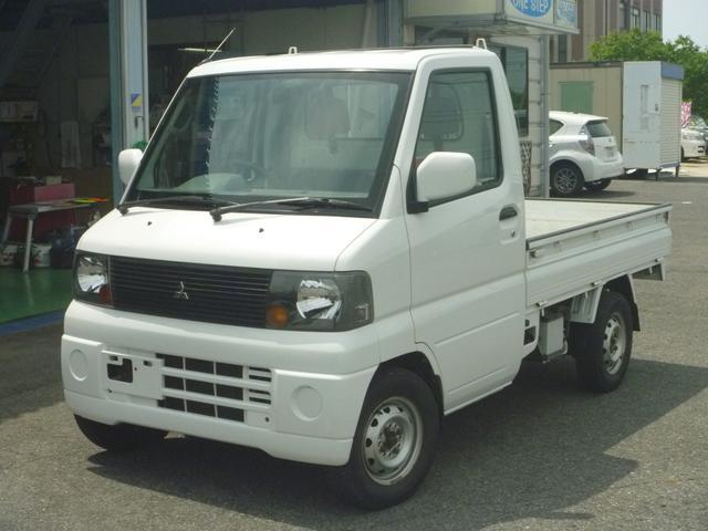 三菱 VX-SE 4WD オートマ エアコン パワステ 三方開