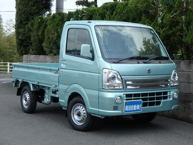 スズキ KX 届出済未使用車 5MT 4WD