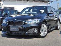 BMW118d Mスポーツ 17インチAW