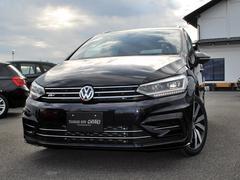 VW ゴルフトゥーランTSI Rライン ワンオーナー SDナビ・フルセグTV