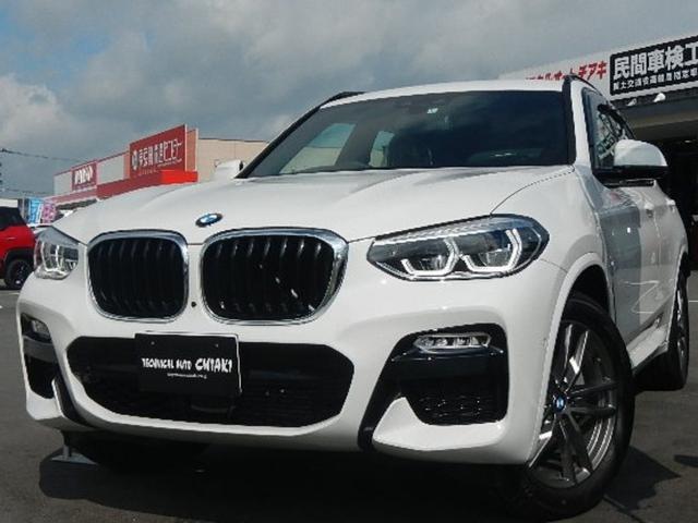 「BMW」「BMW X3」「SUV・クロカン」「熊本県」の中古車