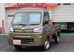 ハイゼットトラックスタンダードSAIIIt 4WD オートマ 届出済未使用車