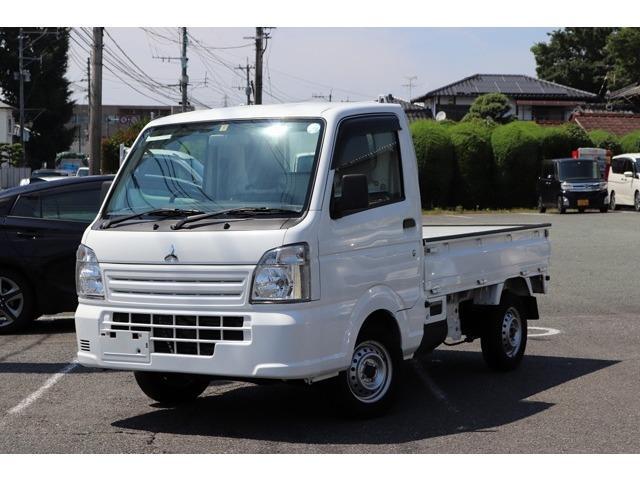 三菱 ミニキャブトラック M 2WD 5速マニュアル エアバック エアコン パワステ