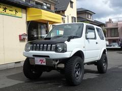 ジムニーランドベンチャー 4WD ターボ MT5速 リフトアップ