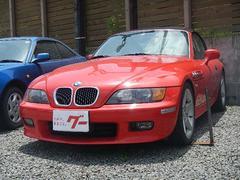 BMW Z3ロードスター5MT 左ハンドル ハーフレザーシート オープンカー