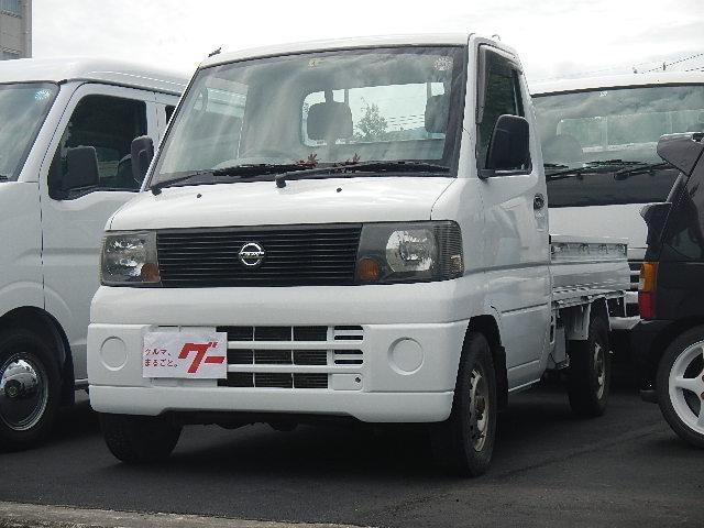 日産 エアコン パワステ 4WD 5MT 運転席エアバッグ
