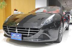 フェラーリ カリフォルニアTマグネライド 赤革 パーキングカメラ ダイヤ鍛造20ホイル
