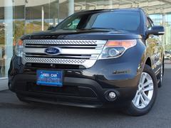 フォード エクスプローラーXLT クルコン ETC サイドステップ ワンオーナー