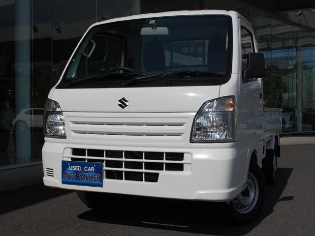 スズキ KCエアコン・パワステ 5速マニュアル 4WD