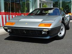 フェラーリ 512BB512BBi ヨーロッパ新並 赤革 純正アルミ