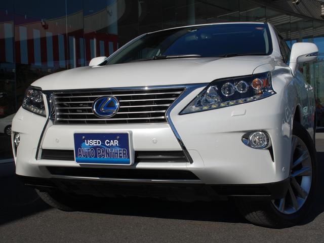 「レクサス」「RX」「SUV・クロカン」「鹿児島県」の中古車