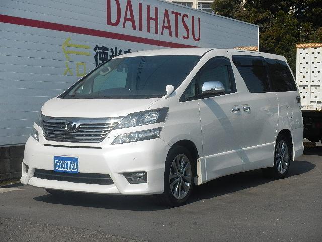 トヨタ 2.4Z プラチナセレクションII タイプゴール HDDナビ