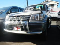 ランドクルーザープラドTX ディーゼルターボ 4WD