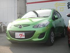 デミオ13C キーレス・メモリーナビ・フルセグTV・電動格納ミラー