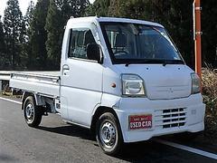 ミニキャブトラックVタイプ 4WD 5MT ゲートチェーン