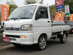 ハイゼットトラックEXT 4WD 5MT 荷台ゴムマット