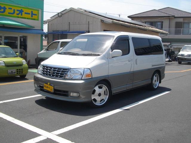 トヨタ リミテッド エクセレントエディション Dターボ ETC