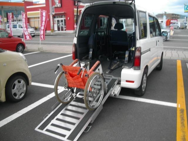 ダイハツ CX ハイルーフ 車椅子移動車 福祉車輌