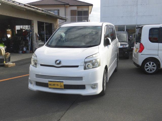 トヨタ ヴォクシー Z フル装備 運転席・助手席・サイドエアバック ABS ESC