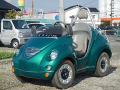 日本QUNO 電気自動車 0.58KW