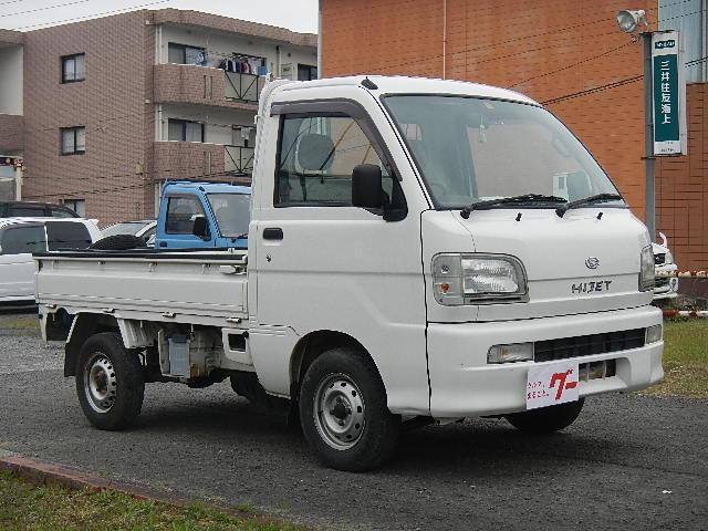 ダイハツ エアコン パワステ 4WD 5MT