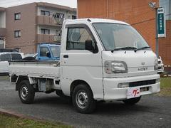 ハイゼットトラックエアコン パワステ 4WD 5MT