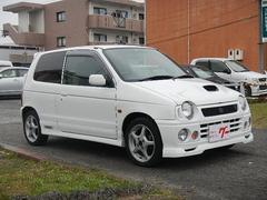 アルトワークススズキスポーツリミテッド ターボ 4WD 5MT 純正エアロ